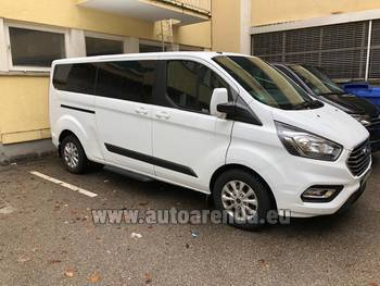 Аренда автомобиля Ford Tourneo Custom 9 мест в Риме