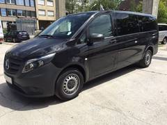 Автомобиль Mercedes-Benz VITO Tourer, 9 мест для аренды в Катании