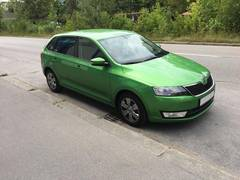 арендовать ŠKODA Rapid Spaceback в Италии
